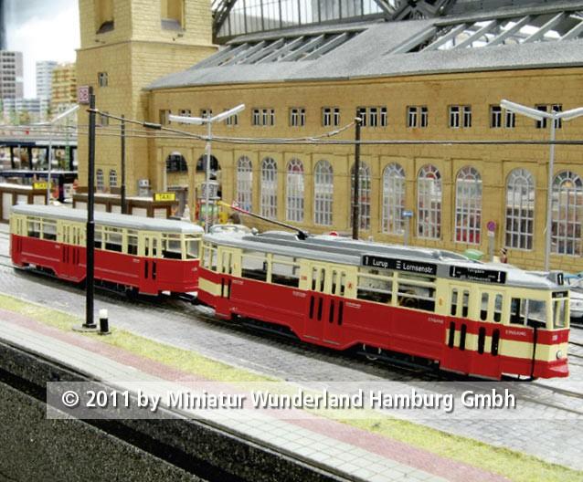 Panini 2011 Bild Nr 010  Miniatur Wunderland