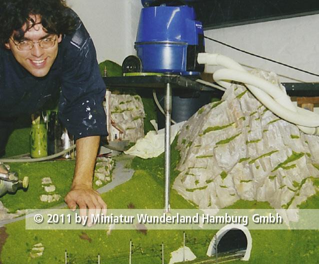 Panini 2011 Bild Nr 060  Miniatur Wunderland