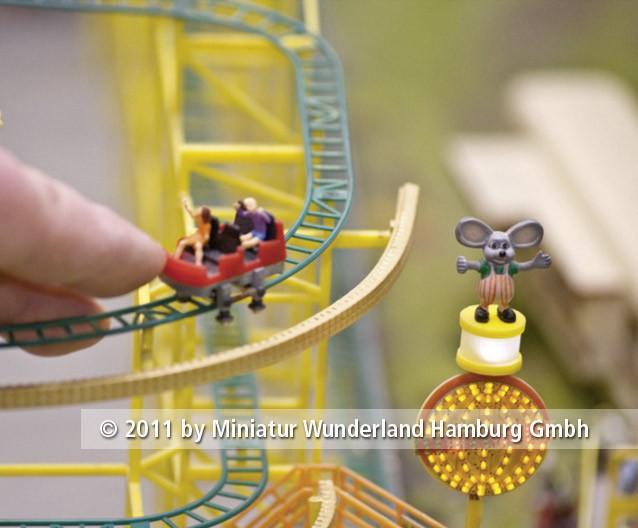 Panini 2011 Bild Nr 062  Miniatur Wunderland