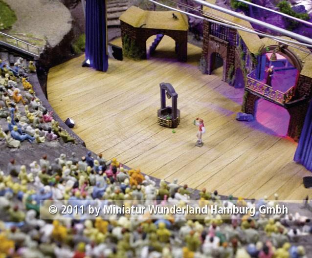 Panini 2011 Bild Nr 064  Miniatur Wunderland