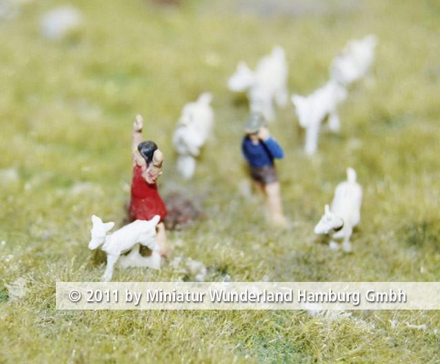 Panini 2011 Bild Nr 074  Miniatur Wunderland