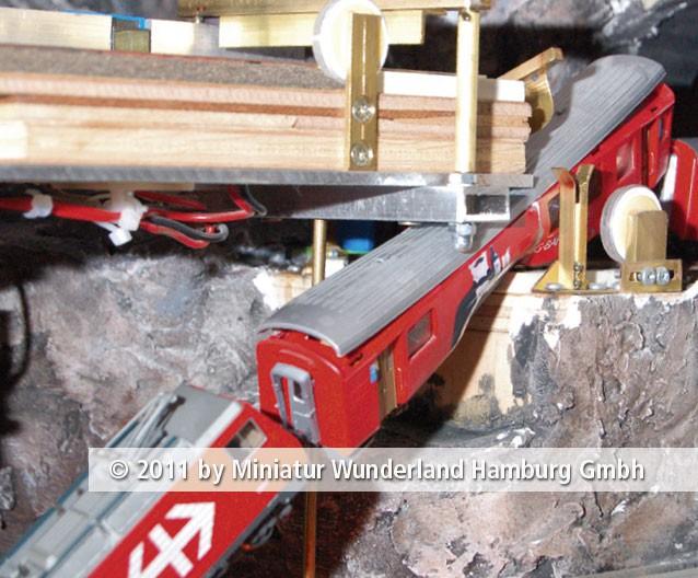 Panini 2011 Bild Nr 090  Miniatur Wunderland