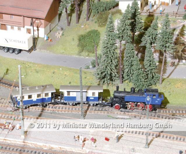 Panini 2011 Bild Nr 095  Miniatur Wunderland