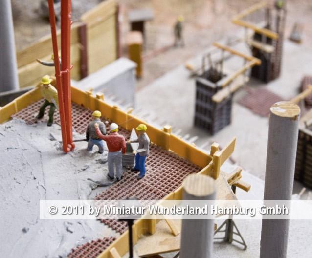 Panini 2011 Bild Nr 101  Miniatur Wunderland