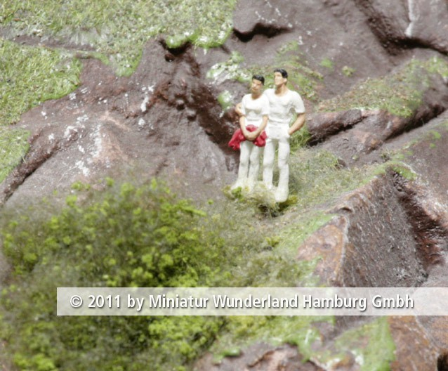 Panini 2011 Bild Nr 102  Miniatur Wunderland