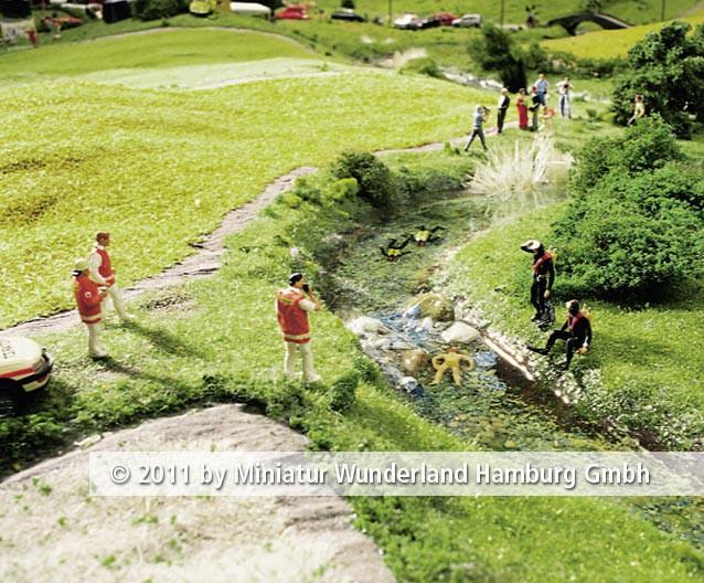 Panini 2011 Bild Nr 112  Miniatur Wunderland