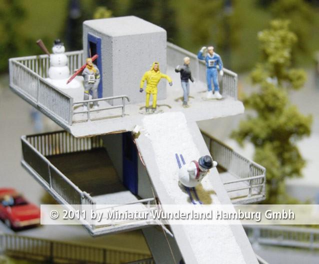 Panini 2011 Bild Nr 115  Miniatur Wunderland