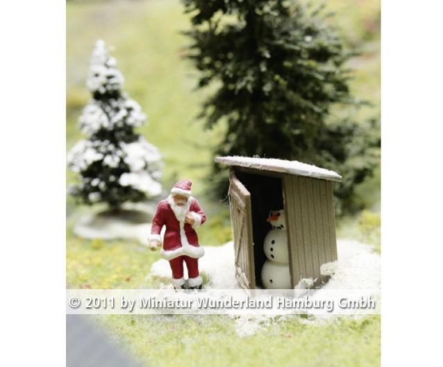 Panini 2011 Bild Nr 121  Miniatur Wunderland