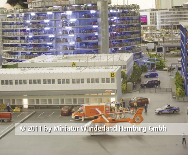 Panini 2011 Bild Nr 146  Miniatur Wunderland