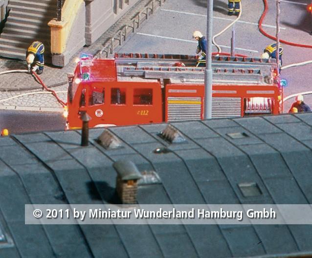 Panini 2011 Bild Nr 192  Miniatur Wunderland