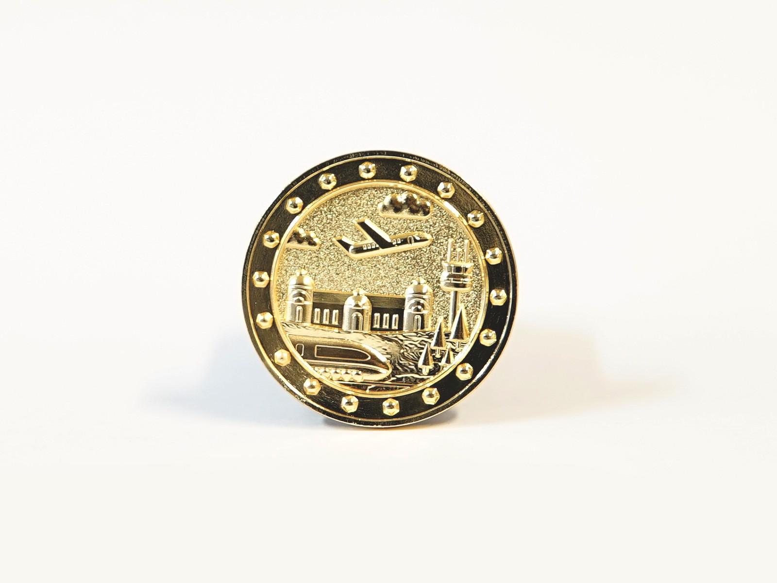 "Miniatur Wunderland Coin ""standard"""