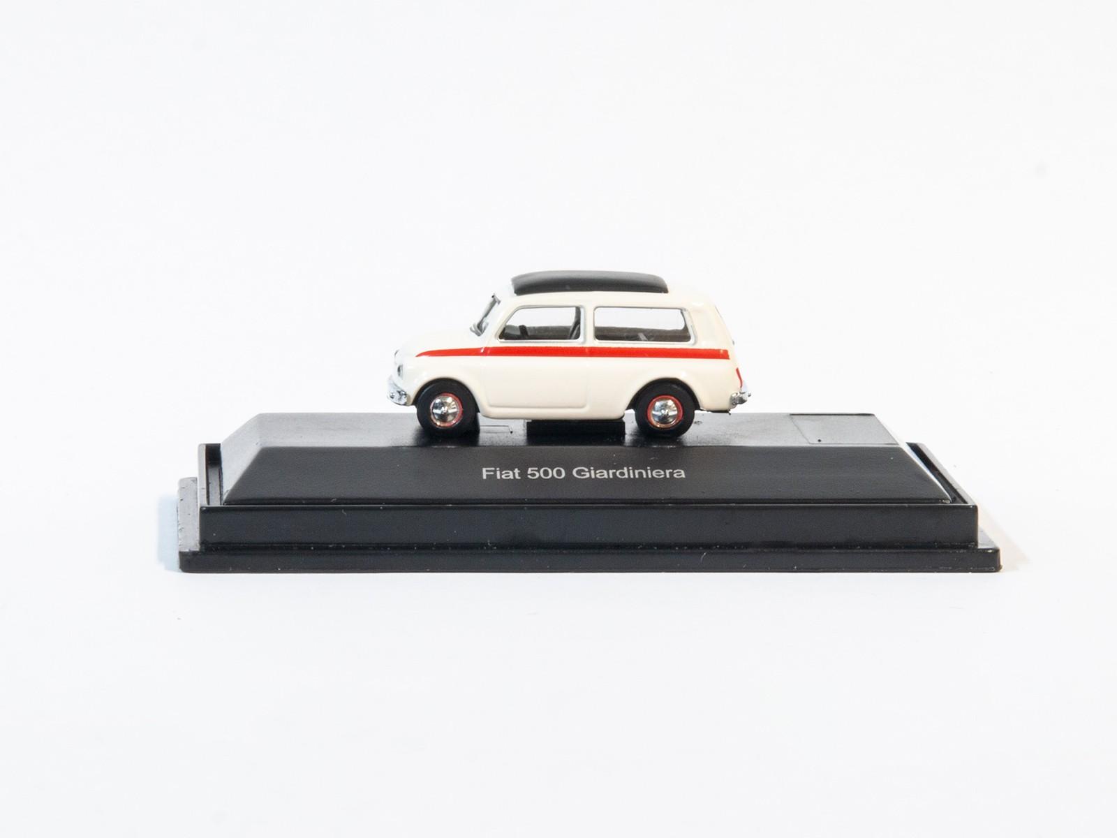 Schuco 26273 H0 Fiat 500 Giardiniera