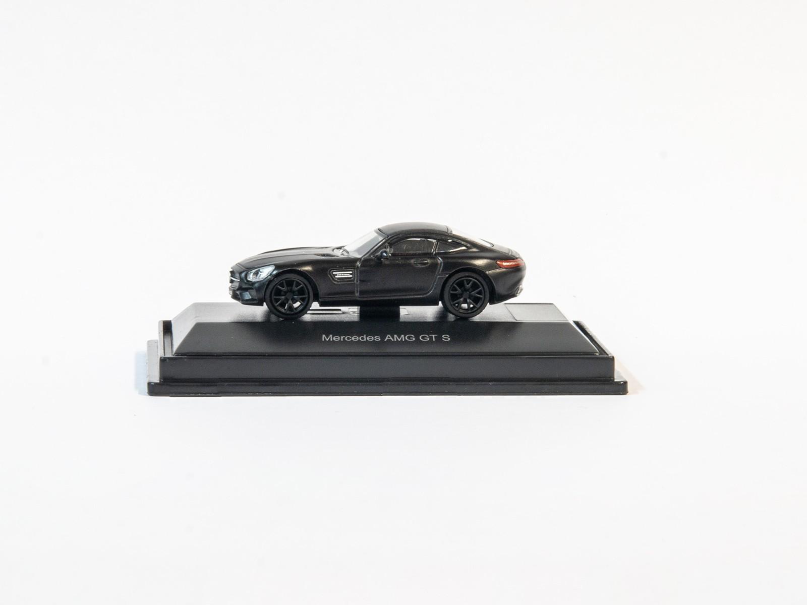 Schuco 26280 H0 Mercedes AMG GT S schwarz