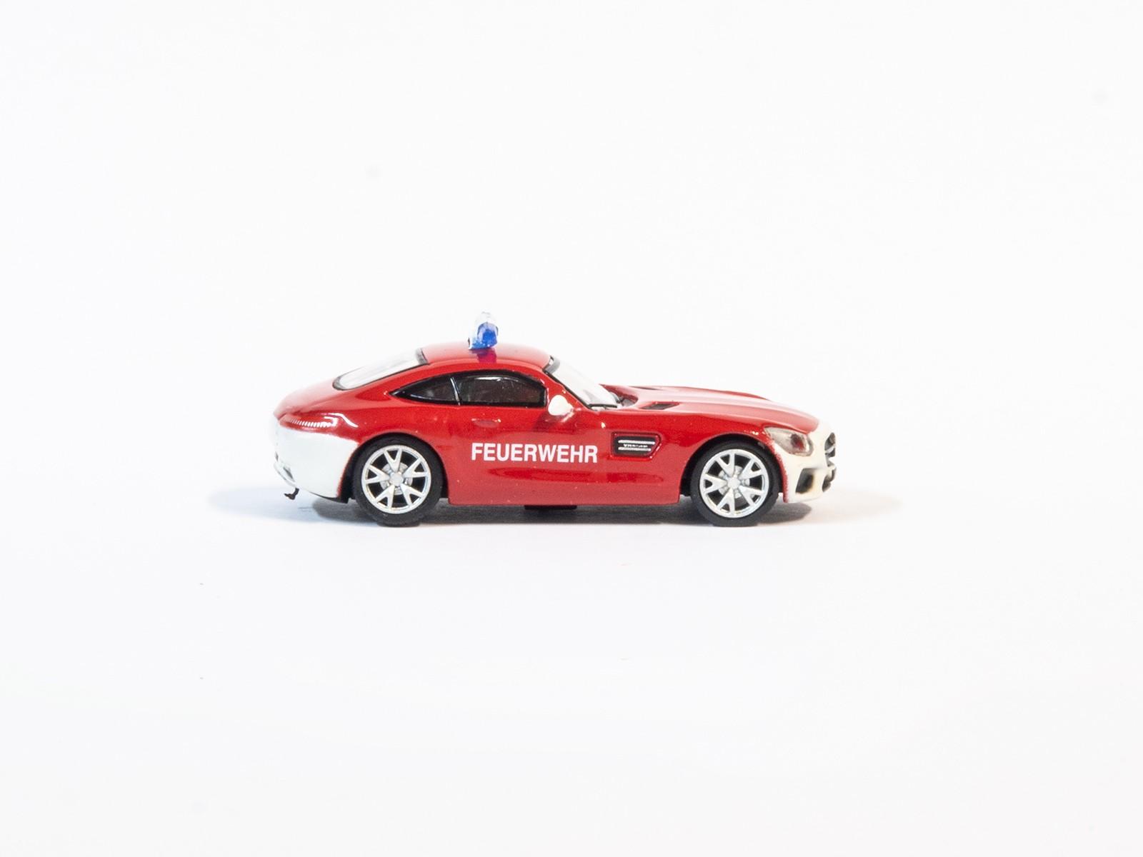 """Schuco 26285 H0 Mercedes AMG GT S  """"Feuerwehr"""""""