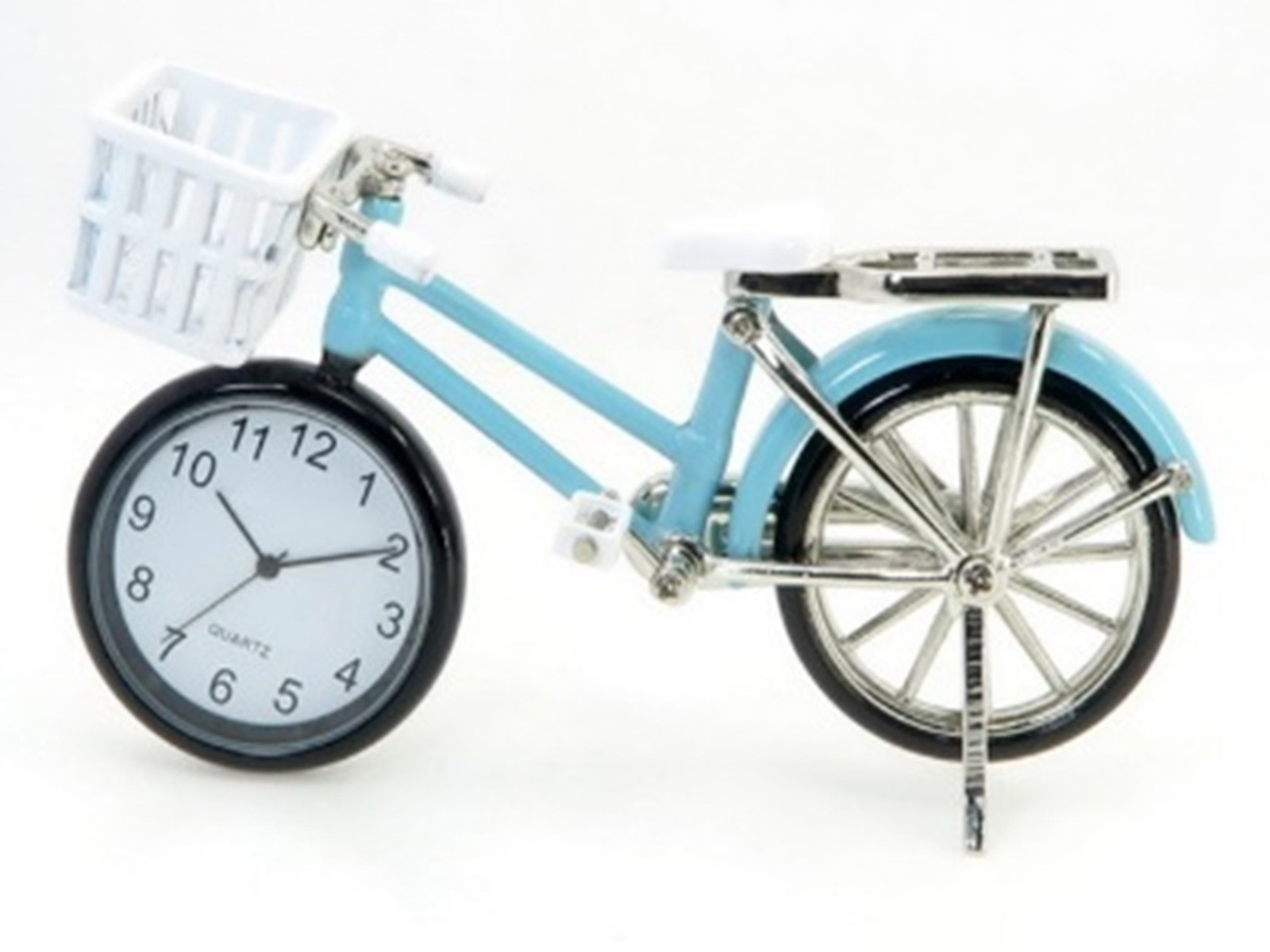 Bicycle Miniature Clock