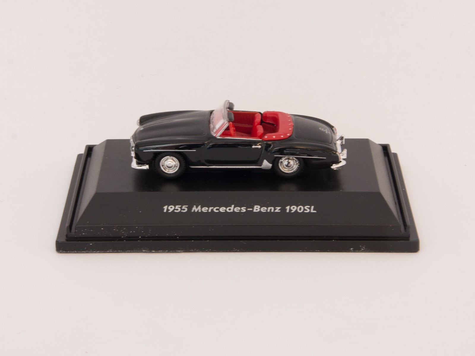 Welly H0 73119 Mercedes-Benz  190SL von 1955 (black)
