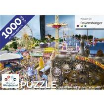 """Puzzle """"Kirmes"""" 1000 Teile von Ravensburger"""