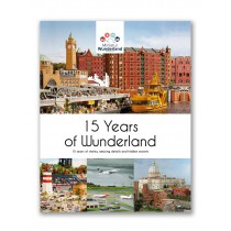 "The Miniatur Wunderland Book ""15 Years of Wunderland"" in english"