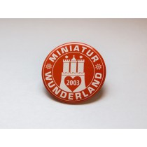 Collectible Magnet Miniatur Wunderland 2003
