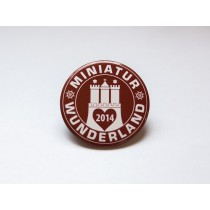 Collectible Magnet Miniatur Wunderland 2014
