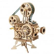 Vitascope 3D Puzzle Wood - Robotime ROKR LK601