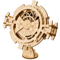 Endless Calender 3D Puzzle Wood - Robotime ROKR LK201