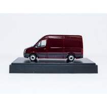 Wiking H0 VW Crafter burgundy