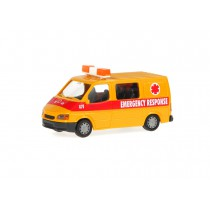 Rietze 50694 Ford Transit Emergency Response