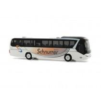 Rietze 69612 Neoplan Jetliner Schnurrer Reisen Mitterteich