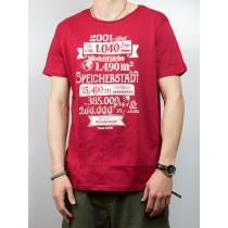 """T-Shirt """"Miniatur Wunderland Fakten"""""""