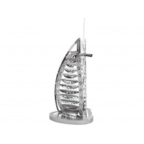 Mini 3D Metal Model Burj al Arab