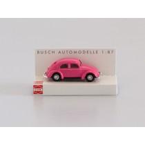 Busch H0 42700-112 VW Käfer mit Brezelfenster erikaviolett