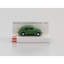 Busch H0 42700-112 VW Käfer mit Brezelfenster laubgrün