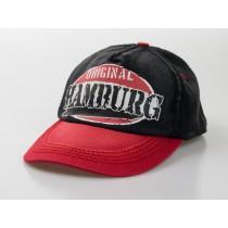 """Baseball-Cap """"Moin Moin Hamburg"""""""