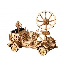 Moon Buggy / Lunar Vehicle 3D Puzzle Wood - Robotime ROKR LS401