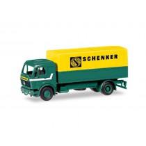 "Herpa 013321 H0 Minikit Mercedes Benz NG80 LKW ""Schenker"""