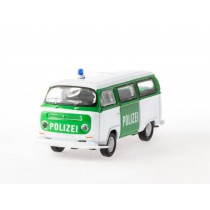 Welly 73112 VW Bus T2 (1972) Polizei