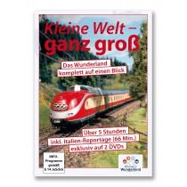 """Wunderland double-DVD """"Kleine Welt - ganz groß"""""""