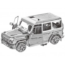 Mini 3D Metal Model All-terrain Vehicle