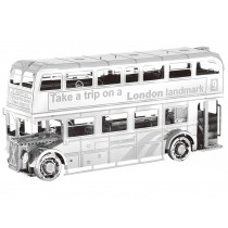 3D Metal Model London Bus