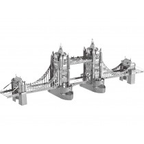 3D Metal Model Tower Bridge London