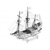 Mini 3D Metal Model Golden Hind Sailing Ship