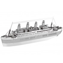 Mini 3D Metal Model Titanic