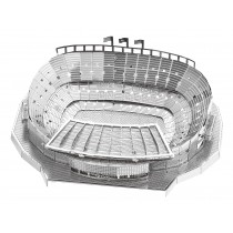 Mini 3D Metal Model Camp Nou Stadium