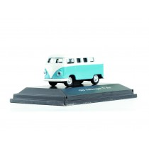 "Welly 73155 VW T1 – blau ""Exklusiv im Miniatur Wunderland"""