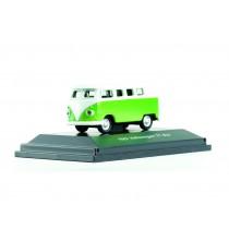 """Welly 73155 VW T1 – grün """"Exklusiv im Miniatur Wunderland"""""""