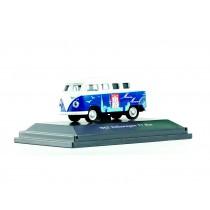 """Welly 73155 VW T1 - Hamburg Design """"Exklusiv im Miniatur Wunderland"""""""