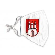 Miniatur Wunderland Mask - Glaube, Liebe, Hoffnung, Eisenbahn (Mouth Mask / Community Mask)