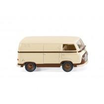 Wiking 028901 Ford FK 1000 Kastenwagen - bicolor hellelfenbein/braun