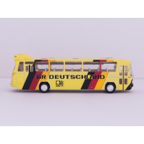 """Schuco 452615700  MB O 302 Bus """"WM 1974 BR Deutschland"""""""